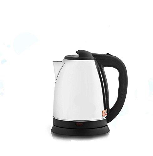 Fashionwu 전기 주전자(케틀.kettle) 심플 모델 스테인레스 커피 drip 포트 가정,오피스 등에 적용 순간 약탕기공인 와 방지 장치 탑재
