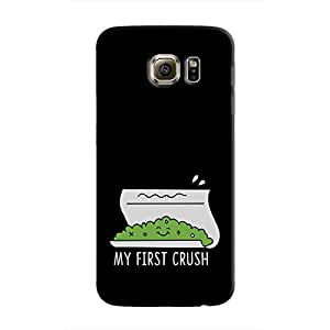 Cover It Up - My First Crush Galaxy S6 Edge Plus Hard Case