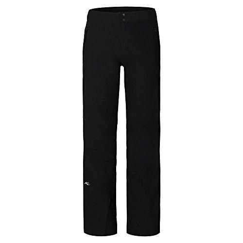 Kjus Formula Mens Ski Pants - X-Large/Black Kjus Ski Pants
