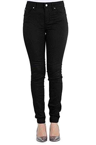Liu Nero Mainapps Donna jo Jeans 6qwg46