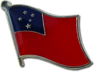 Samoa Pins Lapel (Samoa - National Lapel Pin)