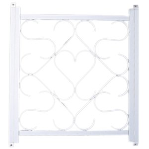 Camco 43997 RV Screen Door Deluxe Grille (White)