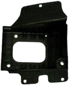 Partslink Number FO2601100 OE Replacement Ford F-150//Lincoln Mark LT Passenger Side Fog Light Housing