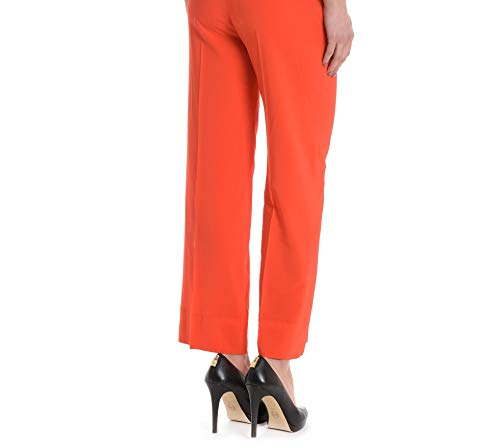 J27141051499 Rouge Pantalon Jucca Viscose Femme lKJcT15uF3