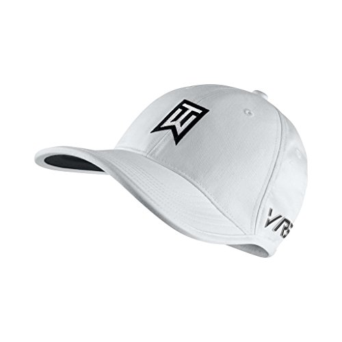 19b88f3abc6 Nike Golf TW Ultralight Tour Cap Hat NEW Tiger White - Buy Online in UAE.