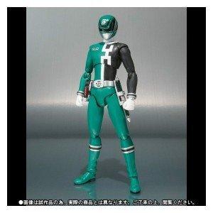 S.H. Figuarts Sentai Power Ranger SPD Dekaranger Deka Green Tamashii -