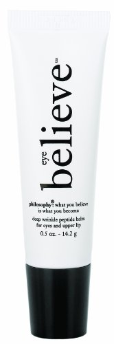 Philosophy Eye Believe Peptide Eye Balm, 0.5 Ounce