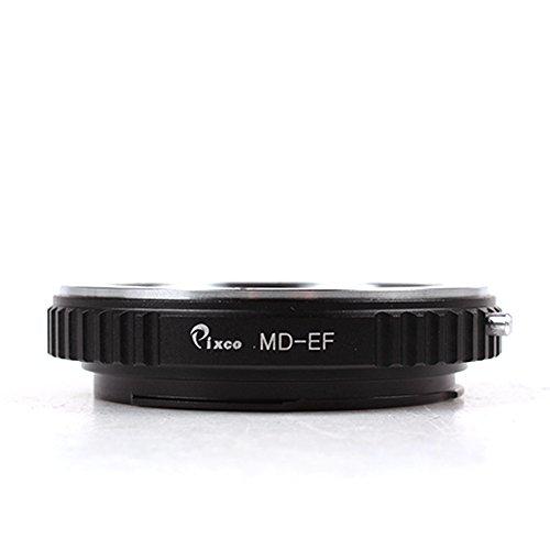 Pixco Macro Minolta MD to Canon EOS Lens Adapter 5D Mark III 4000D(3000D) 2000D(1500D) 7D 600D 60D 6D 700D 70D