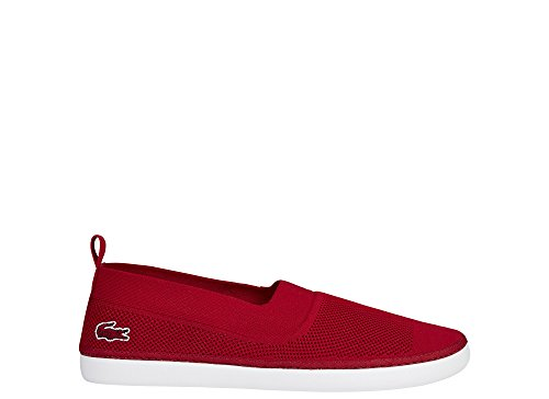 L Slipper YDRO Red Lacoste 216 Canvas nwvgAZnqxf