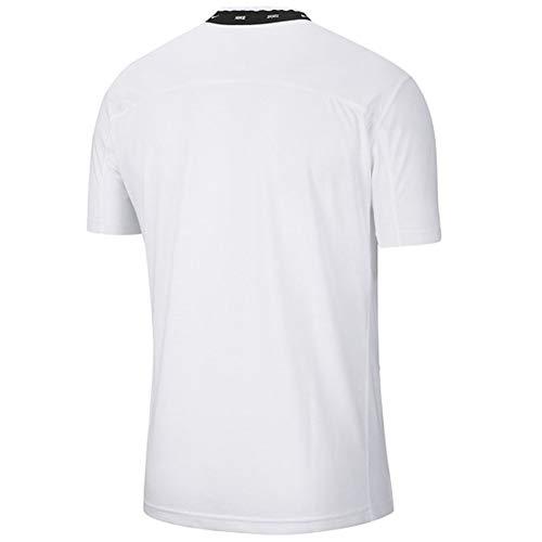 Nike Shorts Sleeve Training Top Mens T-Shirts Cj4619-100 2