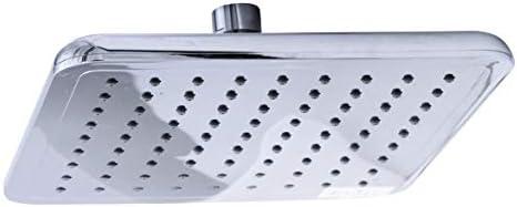 Ridder Nicaragua 09151100 douchekop regendouchekop ABS acrylonitrilbutadieenstyreen chroom ca 20 x 66 x 20 cm