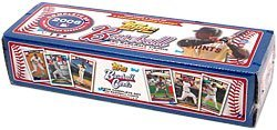 2006 Topps Baseball Hobby Factory Sealed Complete Set (Total of 659 Base Cards from both Series 1 & 2 + A 5-Card Rookie Variation Exclusive Bonus Pack!) - Sportscards - Trading Cards - Baseball Cards - 2006 Topps Baseball Cards Hobby