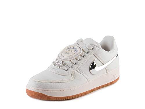 new concept 65f72 006c4 NIKE AIR Force 1 Low Travis Scott Men's Sneaker AQ4211-101 - Import It All