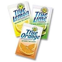 True Lemon, Lime & Orange Crystallized Fruit Assorted 192 Pack.