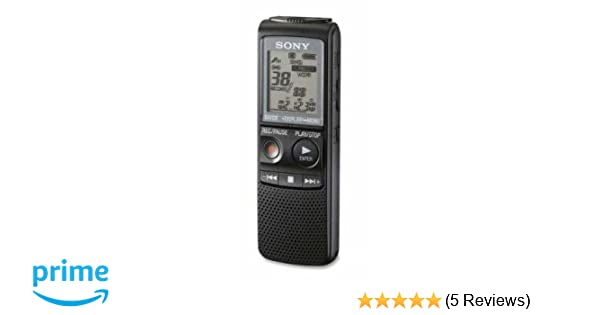 SONY ICD-PX720 RECORDER DRIVER DOWNLOAD