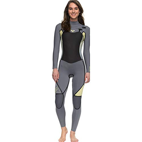 439d747c1c Roxy 4 3mm Syncro Plus Chest Zip LFS Women s Full Wetsuits - Camellia   10T