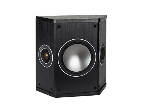 Monitor Audio Bronze Series FX 2 Way Rear Effects Speakers - Black Oak