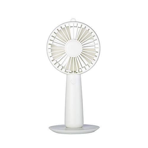 Protable Desktop Fan USB Mini Electric Fan Table Fan 3-Speed Wind Adjustable