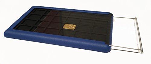 2018 CH Element Card & 1 Gram 999.9 Pure Solid Fine Gold Bullion Valcambi Combibar Bar Gold Fine