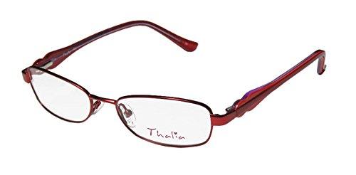 Thalia Fiel Childrens/Kids/Girls Designer Full-rim Spring Hinges Eyeglasses/Eye Glasses (47-15-125, - 2013 Popular Sunglasses Most