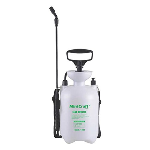 Mintcraft SX-4B Compression Sprayers, Polyethylene, 1 Gal - Polyethylene Tank Compression Sprayer