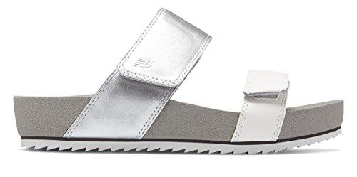 (ニューバランス) New Balance 靴?シューズ レディースサンダル City Slide Silver シルバー US 9 (26cm)
