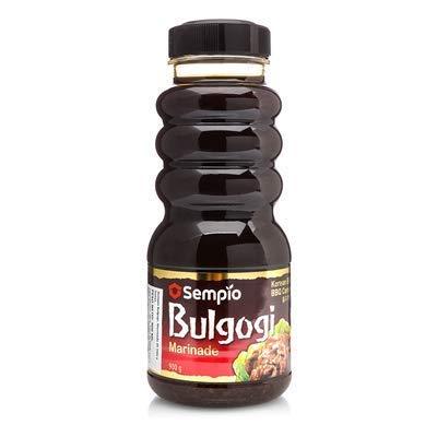 Sempio – Bulgogi – Soja- en fruitmarinade – Koreaanse barbecuesaus – De beste manier om een speciaal tintje aan uw…