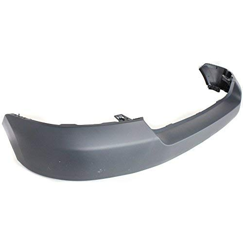 Upper BUMPER COVER Primed for 2004-2006 Ford F-150 and 2004 Ford F-150 Heritage CAPA Certified Front