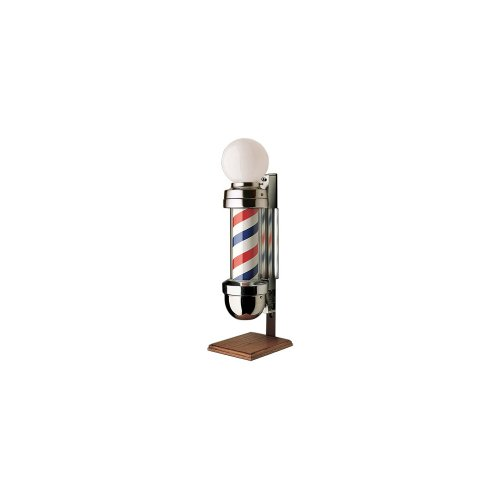 Marvy Model 410 Barber Pole, On-Stand Two-Light