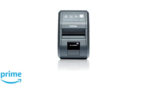 Brother RJ3050 - Impresora portátil de Tickets de hasta 3 ...
