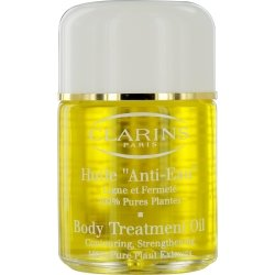 - Clarins Huile Anti-Eau Contour Body Treatment Oil, 3.4 Ounce