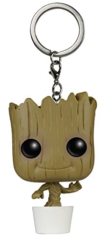 Price comparison product image Funko Pocket POP Keychain: GOTG - Baby Groot Keychain