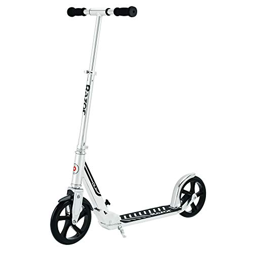 Razor A5 DLX Kick Scooter - Silver