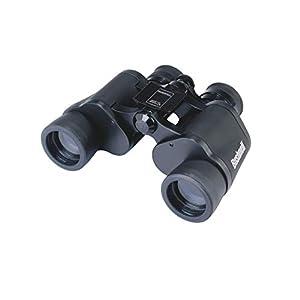 Bushnell Falcon 133410 Binoculars with Case (Black, 7×35 mm)