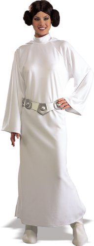 Leia In Slave Costumes (56113 Princess Leia Deluxe adult)