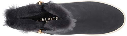 Pictures of J Slides Women's Henley Sneaker Navy 7 M US 842997188701 2