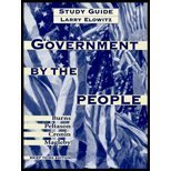 Government by the People, Burns, Daniel, 0130139505