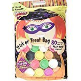 Play-Doh Halloween Trick or Treat Bag with 80 Fun Size Cans 0.80oz Each ()