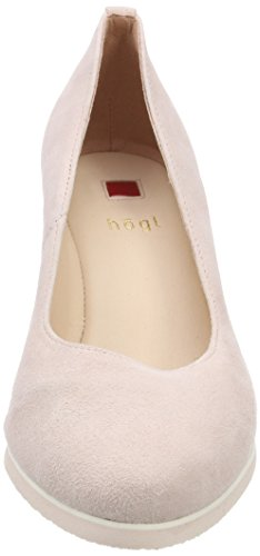 HÖGL Women's 5-10 5402 4700 Closed Toe Heels Beige (Rose 4700) UK7LYwRx