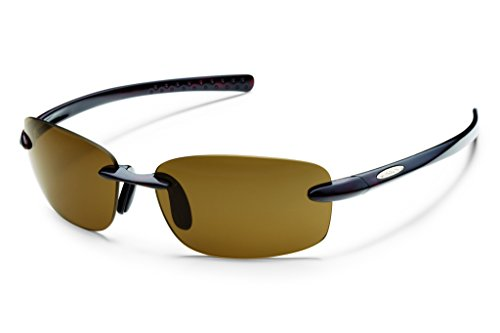 Suncloud Momentum Polarized Sunglass (Tortoise Frame/Brown Polar - Sunglasses Mountaineering Best