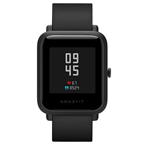 🥇 Amazfit Bip S Smartwatch 5ATM GPS GLONASS Inteligente Reloj Bluetooth Bip 2 para Android y iOS Version Global