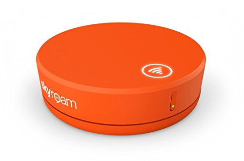 (Skyroam Solis: Mobile WiFi Hotspot & Power Bank // Unlimited Data // Global SIM-Free 4G LTE // Pay-as-You-go // Coverage in North America, South America, Europe, Asia, Africa, Australia)