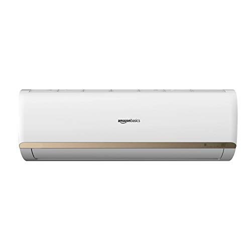 AmazonBasics 1.5 Ton 3 Star Inverter Split AC (Copper Condenser, White)