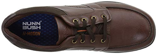 Nunn Service Brown Food Shoe Men's Stefan Bush 7xTq7g4