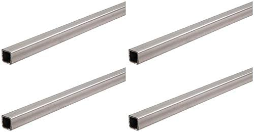 24 Length Cold Finished Temper 1//4 Thickness Unpolished Finish ASTM A108 1018 Carbon Steel Rectangular Bar Mill 3 Width