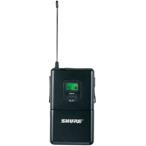 Shure SLX1 Wireless Bodypack Transmitter by Shure