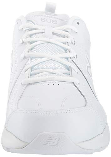New Homme Mode Blanc Baskets Pour Balance fxUqBfrw