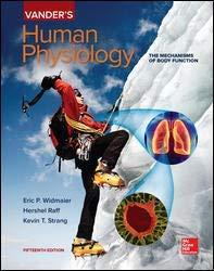 Vanders Human Physiology