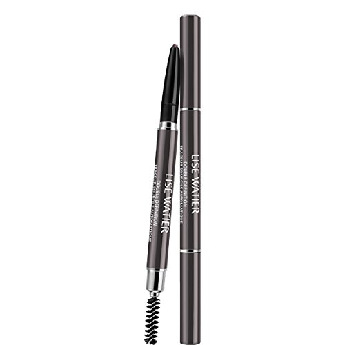 Lise Watier Double Definition Automatic Brow Liner, Chtain, 0.005 oz