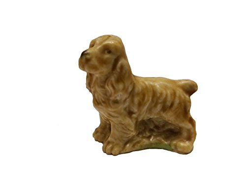 Used, Wade Whimsies Set 1 1971 Cocker Spaniel Dog Mini Figurine for sale  Delivered anywhere in USA